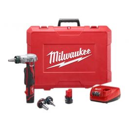 Milwaukee M12™ ProPEX® Expansion Tool Kit [2432-22]