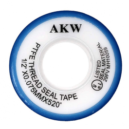 Thread Seal Tape: Tefton Tape | Plumber's Tape 10 Pack