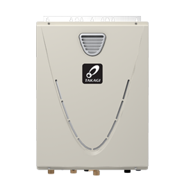 TAKAGI TK-540P-NEH Tanke Less Water Heater Outdoor
