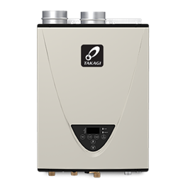 TAKAGI TK-540P-NIH Tank Less Water Heater (Indoor)
