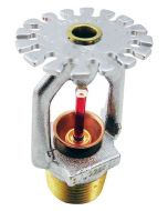 Tyco Fire Sprinkler Head 5.6K Upright Chrome 200 F°