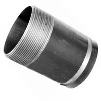"4"" X 12"" GROOVE X THREAD ADAPTER NIPPLE"