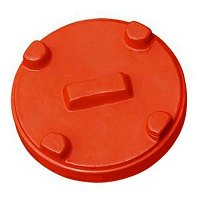 "1-1/4"" GROOVED CAP"