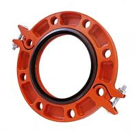 "8"" GROOVED FLANGE RAISED ADAPTER"