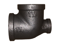 Ductile Iron Fitting Reducing Tee Fitting BH