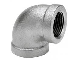 Galvanized 90 Degree Elbow