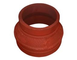 Grooved Concentric Reducer (Imported)