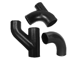 No Hub Cast Iron Fitting