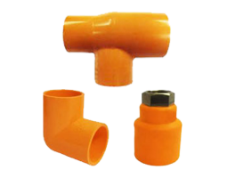 CPVC Plastic Fittings